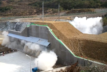 Explosive Welding Facilities – Blast Proof RC Dome Type Structure
