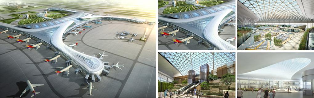 Incheon International Airport 2nd Passengers Terminal